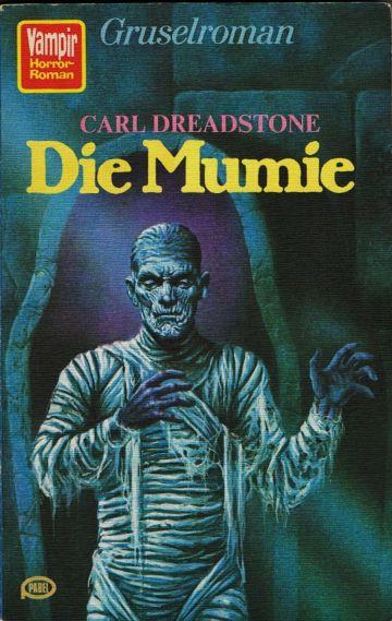 Carl Dreadstone - Die Mumie