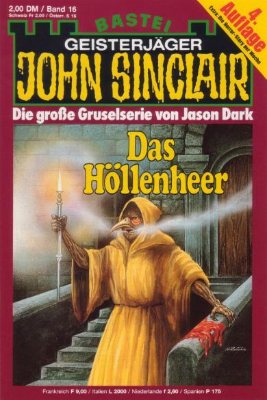 john sinclair romane