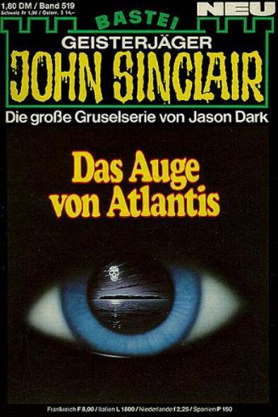Das Auge Von Atlantis